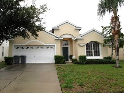 Beautiful 4 bedroom vacation rental in Windsor Palms, 10 minutes to Disney