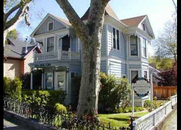 Albert Shafsky House Bed and Breakfast Placerville