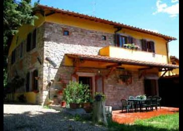 12 km from Florence, farmhouse with swimmingpool