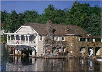 Lake George Boathouse B&B