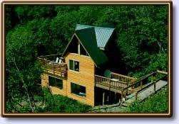Alaska Adventure Cabins