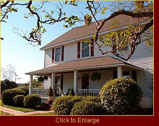 The Moore Farm House Bed and Breakfast
