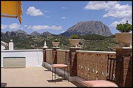 Villa Pico Bed and Breakfast in Sella (near Alicante)