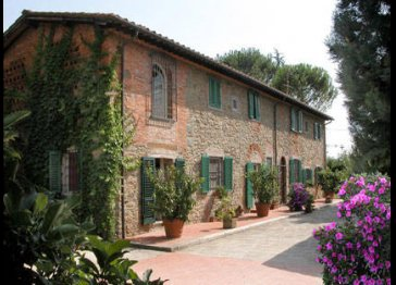 B&B/Self Catering midway Florence and Lucca