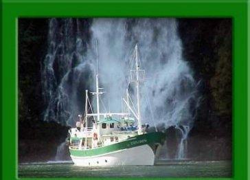 Alaska Yacht Charters Aboard Explorer
