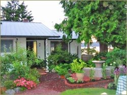 LaConner's Hope island Spirit Guest House