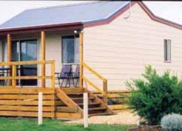 Prom gate Vista Cabins
