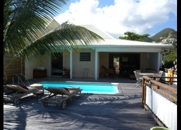Vacation rental in French West Indies