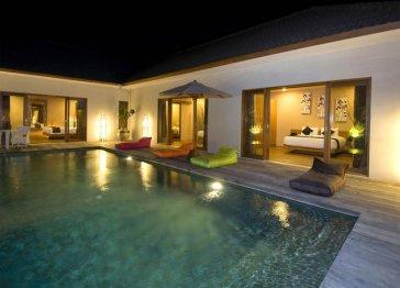 3 bedroom villa for rent Petitenget