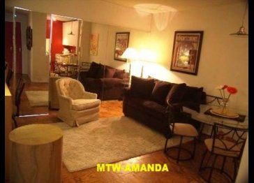 2 bedroom apartment - Amanda MTW