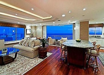 luxury penthouse condo