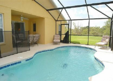 Dolphin Villa Florida - Disney Area Pool home