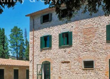 Tuscany Maremma Farmhouse