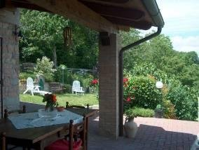 Country House Marche region L'INCANTO SULLA VALLE