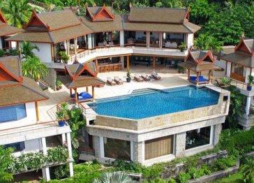 Villa Rak Tawan, Mega Panoramic Ocean View Villa