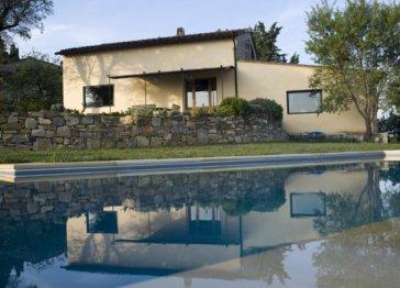 I Mandorli, a beautifull villa in chianti classico