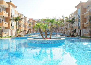 Luxury Apartment close to beatiful El Kantaoui Golf course