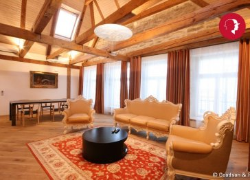 Suur-Karja 13 (luxurious penthouse)