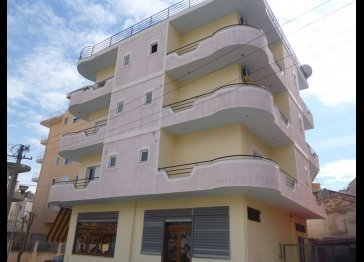 Vacation rental apartment in Sarande Code: K0008