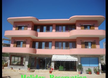 Vacation rentals ,apartments reservations Ksamil City K0001