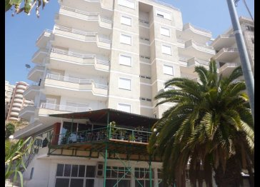 Vacation rental apartment in Saranda Code: K0011