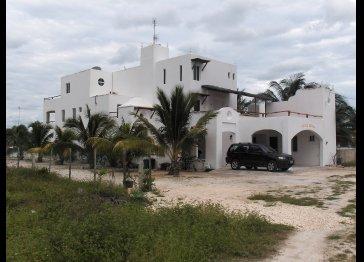 Beach Villa in Yucatan, Mexico, sleeps 10+