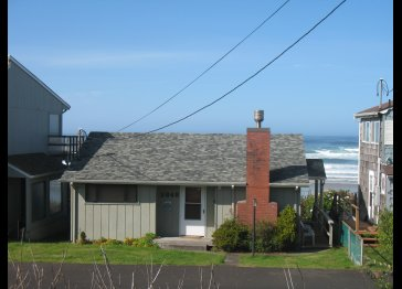 Big Stump Cottage -single family oceanfront.