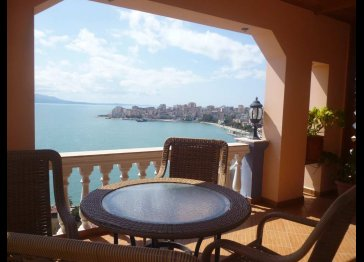 vacation rental apartment in Saranda K0009