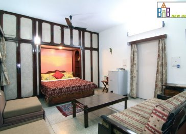 Bed and Breakfast New Delhi - Free Wifi & Bf't