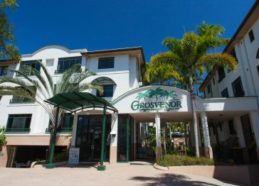 Grosvenor in Cairns - 2 Bedroom Apartment (Self Contained)