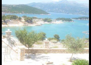 Vacation rental in apartament in Ksamil Albania Kodi: D0021