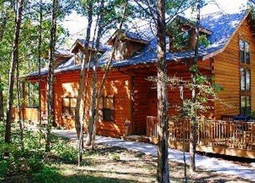 Branson Missouri Cabins by Thousand Hills Golf Resort