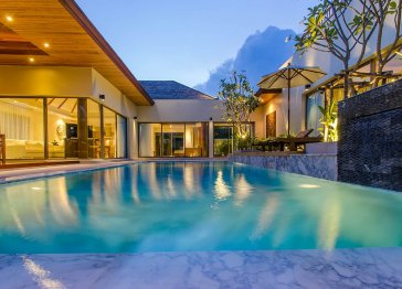 Luxury Holiday Villas in Phuket