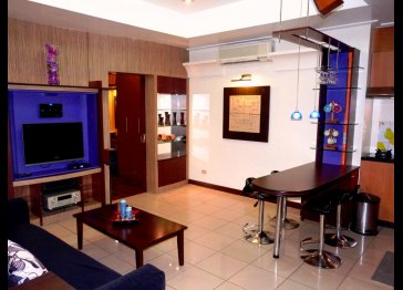 1 Bedroom Apartment - Robinson's Place RPR06
