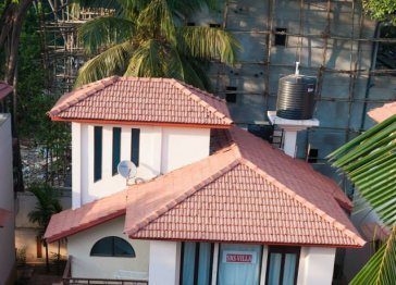 SNS beach holiday villa at Calangute with private pool - Goa