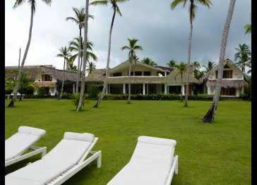 Largest beachfront villa Dominican Republic at Las Terrenas
