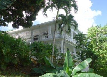 1 or 3 BR Hillside House w/Ocean Views! (on Vieques Island)