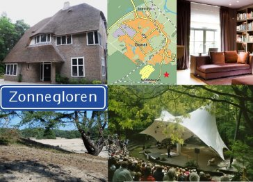 Welcome at Zonnegloren in The Netherlands!
