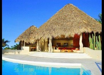 Villa with amazing ocean views