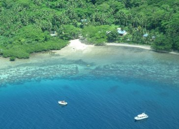 Sau Bay Fiji Retreat - secluded and pristine