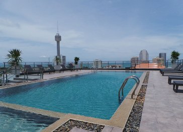 Stunning 2 bedroom in Pratumnak Hill , Pattaya