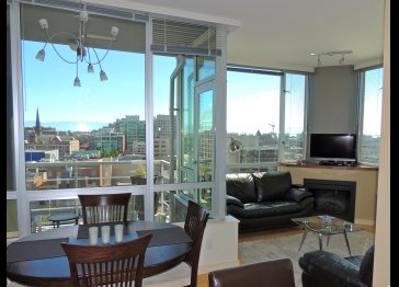 Self-Catering Condo's Downtown Victoria BC