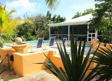 Coral Cottage - Grace Bay Cottages - Turks and Caicos