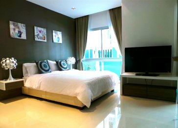 Studio room for rent at jomtien beach