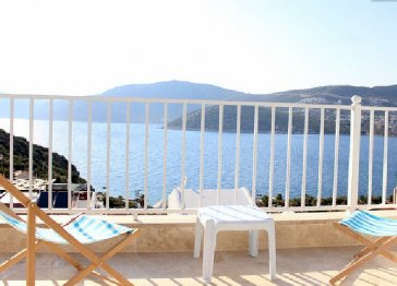 Brand New Stylish Villa Overlooking Kalkan Bay