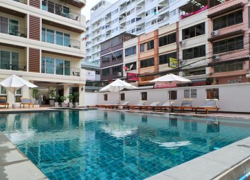 2bedroom, Condo for rent at Jomtien beach