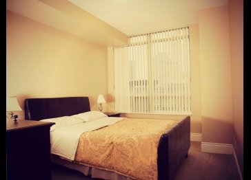 1 Bedroom Furnished for Short Vacation