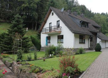 Wonderful Holiday Home Hellenthal at the Eifel National Park