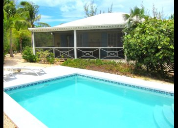 Palm Cottage - Grace Bay Cottages - Turks and Caicos