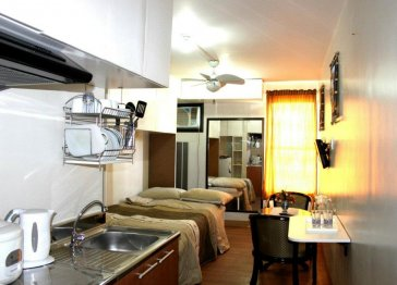 Fully Furnished Condo Unit for Rent
